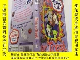 二手書博民逛書店trick罕見or treat :不給糖就搗 Y200392