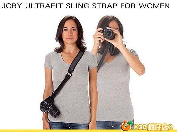 JOBY JA2 ULTRAFIT SLING STRAP FOR WOMEN 相機快速背帶 適女用 減壓肩帶 公司貨