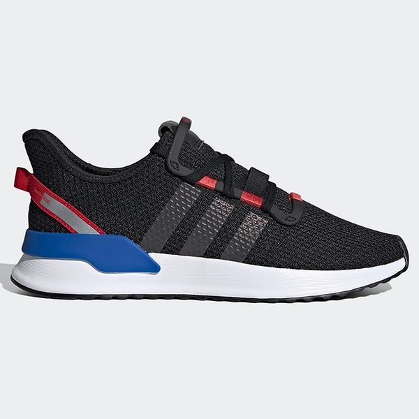 ADIDAS U_Path Run 男鞋 女鞋 慢跑 休閒 襪套 黑 藍 紅【運動世界】FY2418