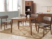 【新北大】✪ S679-3 北歐4尺餐桌(不含餐椅)-18購