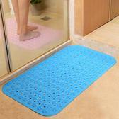地毯 加厚pvc浴室防滑墊洗手衛生間地墊吸盤淋浴房洗澡衛浴廁所腳墊子【小天使】
