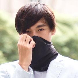 淨對流 抗霾魔術頭巾 極黑款 防PM2.5 抗UV 抗菌防臭 吸濕排汗 BUFF HAD