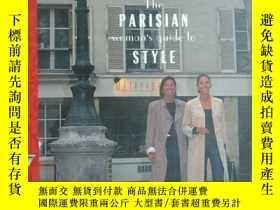 二手書博民逛書店The罕見Parisian Woman s Guide to S