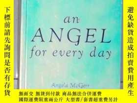 二手書博民逛書店英文原版罕見An Angel for Every Day by