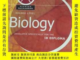 二手書博民逛書店PEARSON罕見BACCALAUREATE HIGHER LE