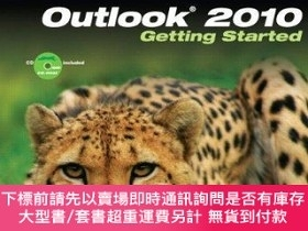 二手書博民逛書店GO!罕見with Microsoft Outlook 2010 Getting Started-快走!開始使用M