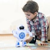 早教機 兒童多功能早教機器人故事機玩具高科技多功能故事機寶寶學習早教 雙12