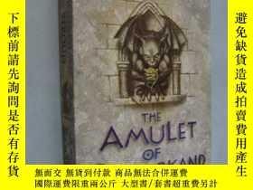 二手書博民逛書店The罕見Amulet of SamarkandY85718 J