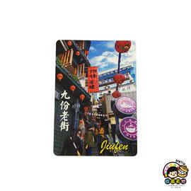 【收藏天地】台灣紀念品*3D拼圖-九分老街∕拼圖 夜光 送禮 文創 風景 觀光 禮品
