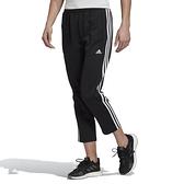Adidas W MH 3/4 PANT 女 黑 三線 七分 運動 休閒 長褲 GJ0456