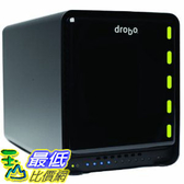 [美國直購 ShopUSA] Data Robotics Drobo S 2G USB 3.0 5 Bay Storage Array eSATA/FW800 - DRDR4A21 (Black) $28186