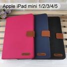 十字紋平板皮套 Apple iPad mini 1 / 2 / 3 / 4 / 5 (7.9吋)