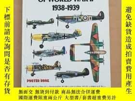 二手書博民逛書店COMBAT罕見AIRCRAFT OF WORLD WAR II