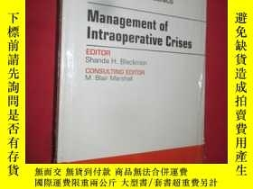 二手書博民逛書店Management罕見of Intra-operative C