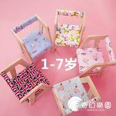 兒童餐椅-兒童椅子靠背椅實木餐椅兒童板凳卡通小凳子幼兒園小椅子寶寶凳子-奇幻樂園
