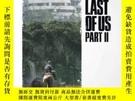 全新書博民逛書店最後生還者2 遊戲設定集The Art of the Last of Us Part IIY262452 Ho