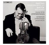 【停看聽音響唱片】【SACD】馬替努 / 巴爾托克:小提琴作品集