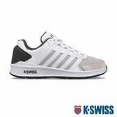 K-SWISS Vista Trainer T時尚運動鞋-男-白/灰