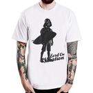 Load On Vacation短袖T恤-2色 Darth星際大戰玩翻人物相片電影潮流趣味衝浪海邊