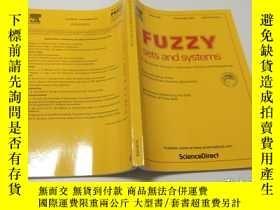 二手書博民逛書店FUZZY罕見SETS AND SYSTEMS(2015年12月第281期)Y383796