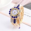 快速出貨 手錶新款時尚女士手鐲手錬表女款韓版潮流石英表 個性百搭網紅ins手錶