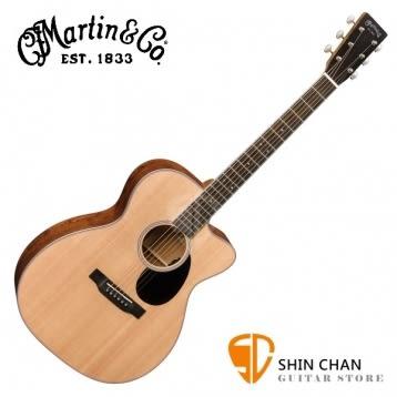 【美廠/電木吉他/OMC16E】MARTIN OMC-16E 可插電單板/切角民謠吉他   附贈MARTIN吉他硬盒CASE