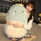 可愛卡通動物抱枕公仔毛絨玩具女生床上軟體抱睡布娃娃玩偶