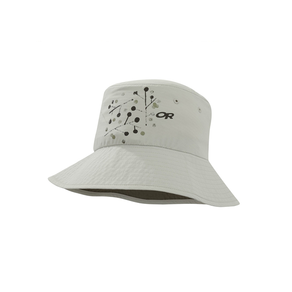[OUTDOOR RESEARCH] (女) SOLARIS SUN BUCKET 漁夫帽 沙灰 (264389-0910)