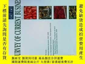 二手書博民逛書店Survey罕見of Current Business (SCB Journal) 01 2011當前商業調查