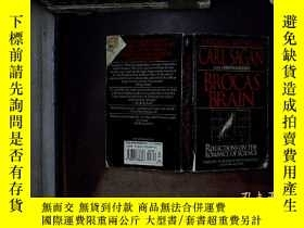 二手書博民逛書店Broca s罕見Brain:Reflections on th