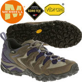 Merrell 65150 女GTX多功能健行鞋 Gore-Tex防水登山鞋/黃金大底健走鞋/郊山運動鞋 Chameleon Shift