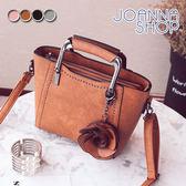 手提包 凡妮莎玫瑰花語造型手提包-Joanna Shop