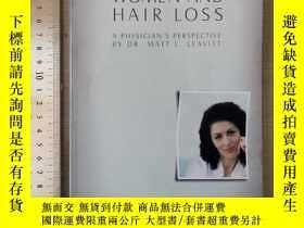 二手書博民逛書店Women罕見and hair loss a physician