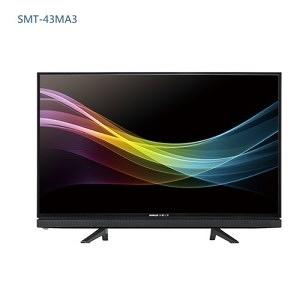 SANLUX 三洋 43吋 LED液晶顯示器 SMT-43MA3(含視訊盒)