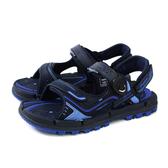G.P 阿亮代言 涼鞋 雨天 藍色 男鞋 G9254-23 no066
