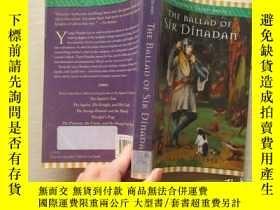 二手書博民逛書店THE罕見BALLAD OF SIR DINADAN【015】Y