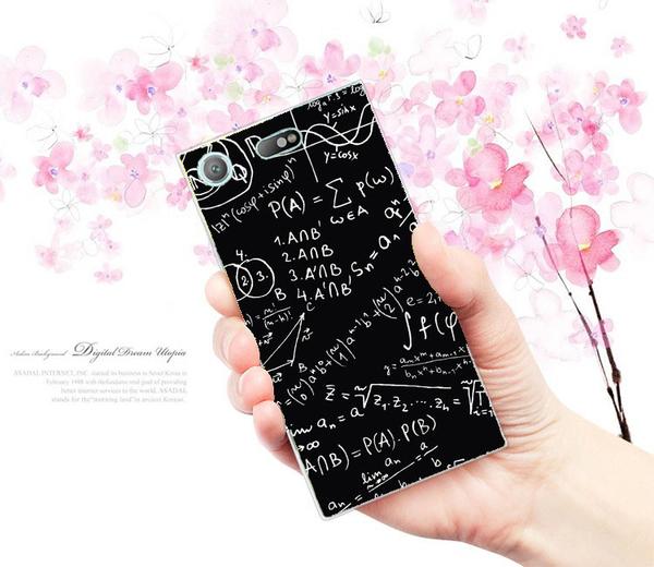 [XZ1 軟殼] Sony Xperia xz1 G8342 手機殼 保護套 外殼 數學公式