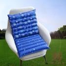 冰墊坐墊夏天透氣涼墊冰晶降溫神器水床墊冰涼枕【櫻田川島】