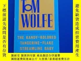 二手書博民逛書店THE罕見KANDY-KOLORED TANGERINE-FLAKE STREAMLINE BABYY1537