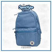 CONVERSE 後背包 Chuck 電腦包 灰藍 筆電 夾層 基本款 10003994A09【Speedkobe】