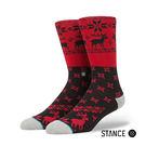 【STANCE】 BLITZN-男襪(M545D16BLI RED)