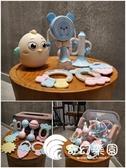 益智玩具-嬰兒手搖鈴玩具0-1歲新生兒寶寶益智牙膠3-6-9個月男女響抓握訓練-奇幻樂園
