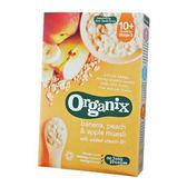 【愛吾兒】英國ORGANIX 歐佳 有機綜合全穀燕麥多穀片-香蕉蘋果