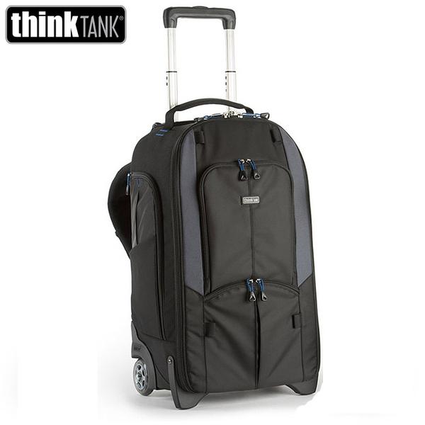 【thinkTank 創意坦克】StreetWalker Rolling Backpack V2.0 街頭旅人行李箱 TTP730497 公司貨