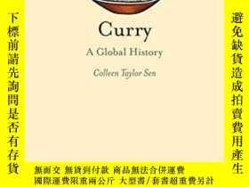 二手書博民逛書店罕見CurryY364682 Colleen Taylor Sen Reaktion Books 出版200
