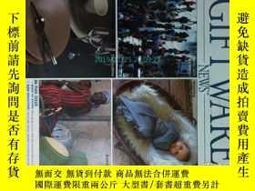 二手書博民逛書店Giftware罕見News Magazine 2014 12