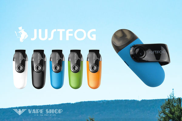 【 沃德維普】JUSTFOG C601 便利時尚,攜帶方便!