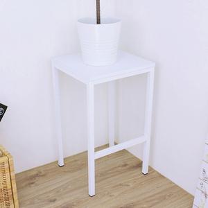 【頂堅】木製椅面(鋼管腳)吧台椅/餐椅/高腳椅/洽談椅-四色可選白色