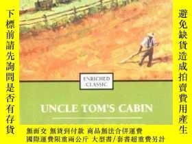 二手書博民逛書店Uncle罕見Tom s Cabin (enriched Classics (pocket))Y256260