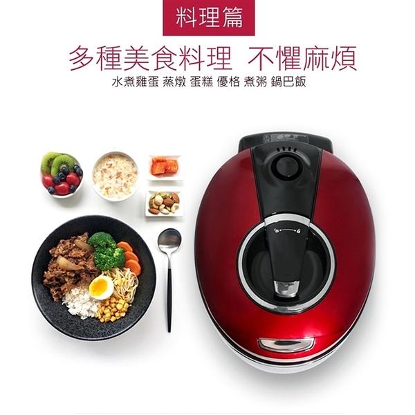【消費情報讚 全能鍋】韓國CUCKOO福庫-IH壓力電子鍋(10人份)(紅色款)